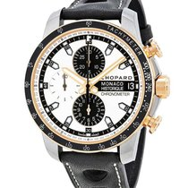 Chopard 168570-9001 Grand Prix de Monaco Chronograph in...