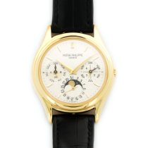 Patek Philippe Yellow Gold Perpetual Calendar Watch Ref. 3940J