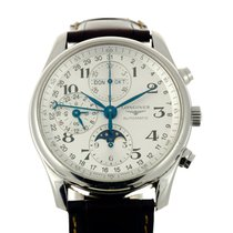 Longines Master Collection Chronograph Calendar Moonphase