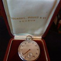 Audemars Piguet orologio in platino con zaffiri stile art deco...