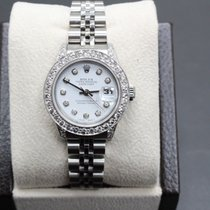 Rolex Ladies Datejust 79174 Diamond Dial & Bezel Stainless Steel
