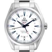 Omega Seamaster Aqua Terra Titanio 43mm Blanco
