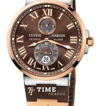 Ulysse Nardin Marine Chronometer 43mm 265-67-3/45 2020 новые