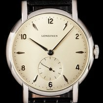 Longines Acero 38mm Cuerda manual 6003 usados