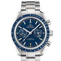 Omega Titane Remontage automatique Bleu Sans chiffres nouveau Speedmaster Professional Moonwatch