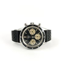 "Heuer 2446 ""Jochen Rindt"" very rare and original"