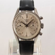 Heuer Steel 36mm Manual winding 3647D pre-owned