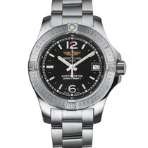 Breitling Colt Lady Steel 33mm Black Arabic numerals United States of America, New York, New York