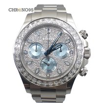 Rolex 116576 TBR Platinum Daytona 40mm