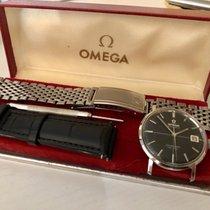 Omega Seamaster DeVille Acier