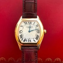 Cartier Tortue occasion 34mm Or rose