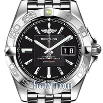 Breitling Galactic 41 Steel 41mm Black United States of America, New York, Airmont
