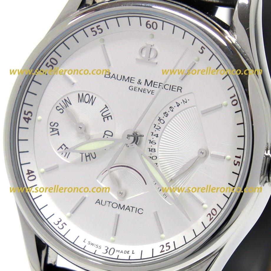 f53451e70ba Relógios Baume   Mercier usados - Compare os preços de relógios Baume    Mercier usados
