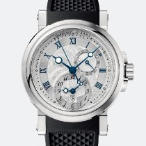 Breguet 42mm Automatic new Marine Silver