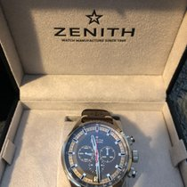 Zenith El Primero Sport Steel 45mm Grey United States of America, Massachusetts, Amherst