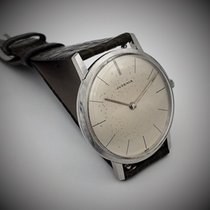 Juvenia Acier 35mm Remontage automatique Juvenia ultra Thin grande Slimatic serviced occasion Belgique, Ixelles