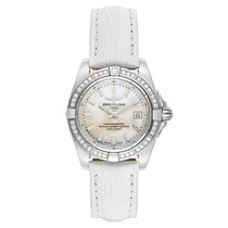 Breitling Galactic 32 Steel 36mm Mother of pearl United States of America, Florida, Sarasota