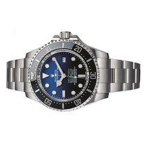 Rolex Sea-Dweller Deepsea Acier 44mm Bleu Sans chiffres Belgique, Brussels