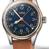Oris Big Crown Pointer Date 01 754 7749 4365-07 5 17 66 2020 new