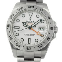 Rolex Explorer II new Automatic Watch with original box and original papers 216570