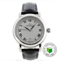 Claude Meylan pre-owned Automatic 40mm Sapphire Glass 3 ATM