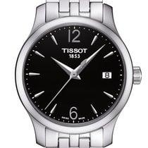 Tissot Tradition Steel 33mm Black