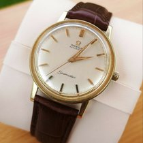 Omega pre-owned Automatic 34mm Champagne