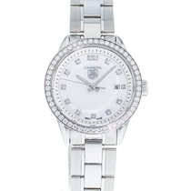 TAG Heuer Carrera Lady WV1413 2010 pre-owned