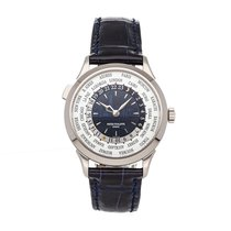 Patek Philippe 5230G-010 White gold World Time 38.5mm pre-owned United States of America, Pennsylvania, Bala Cynwyd