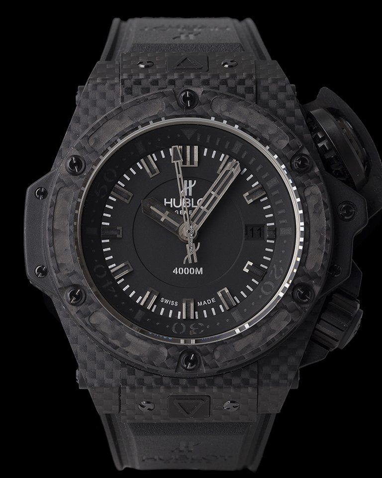 8021b0ddfaf Hublot Big Bang Oceanographique
