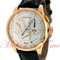 Jaeger-LeCoultre Or rose 42mm Remontage manuel 601.24.20 occasion