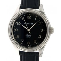 Glycine Bienne 1914 Automatic 44 Mm