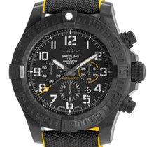 Breitling Avenger Hurricane Chronograph Matte Black Men's Watch