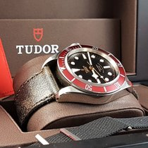 Tudor Heritage Black Bay / 2013 / Leather / Full Set / EU (B)