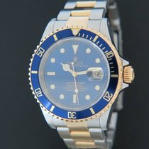Rolex Submariner Gold/Steel 16613