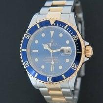 Rolex Submariner Gold/Steel 16613