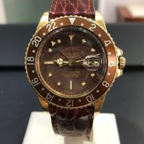 Rolex 1675 Oro amarillo GMT-Master 40mm