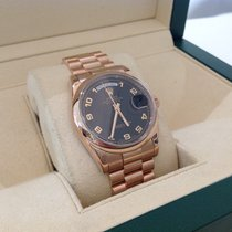 Rolex Day-Date 36 18ct Rose Gold 2014