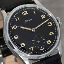 Stowa Steel 35.5mm Manual winding pre-owned