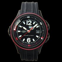 Hamilton Khaki Navy H77585335 new