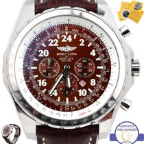 Breitling Bentley Le Mans Steel 48mm Red United States of America, New York, Lynbrook