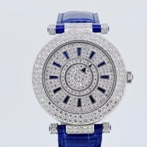 Franck Muller Double Mystery new White gold