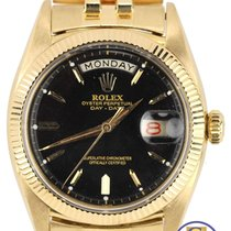 Rolex Vintage RARE 1957 Rolex Day-Date 36mm 6511 18K Yellow...