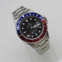 Rolex GMT-Master 16700  Pepsi Bezel 40mm