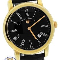 Martin Braun 41mm Automatic pre-owned Black