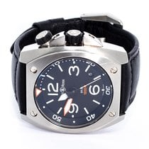 Bell & Ross BR 02 BR02-20-S 2014 new