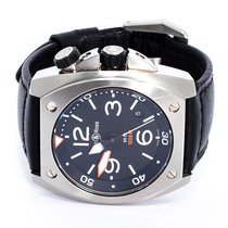 Bell & Ross BR 02 new 2014 Automatic Watch only BR02-20-S