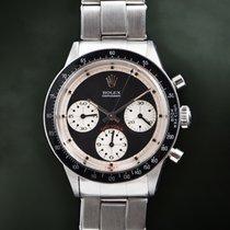Rolex 6241 Paul Newman Stahl 1968 Daytona gebraucht