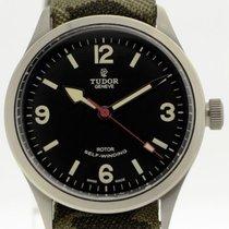 Tudor Heritage Ranger gebraucht 41mm Schwarz