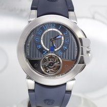 Harry Winston White gold Automatic 400 MAT44WL.NA new